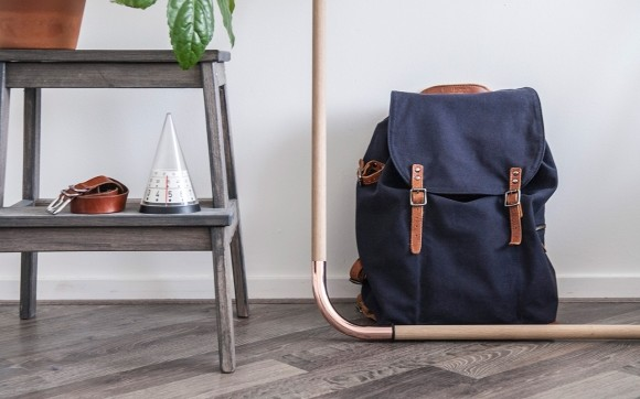 Outlier minimal backpack Design
