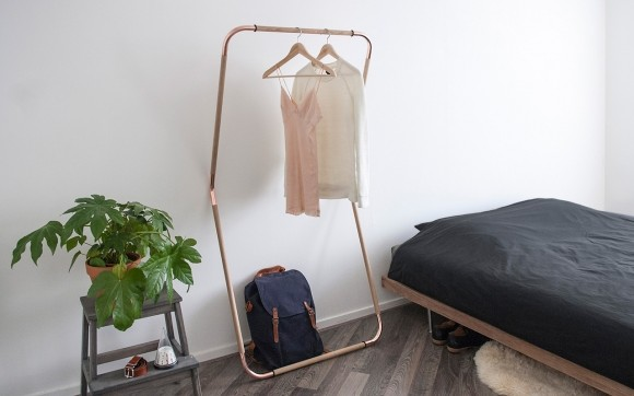 Outlier minimal backpack désign